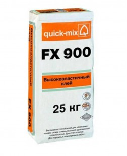 Cerrad: Клей - Quick Mix FX 900