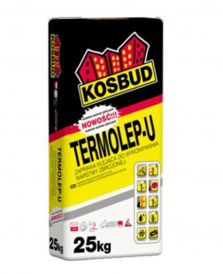Cerrad: Армирующая смесь - Kosbud Termolep U